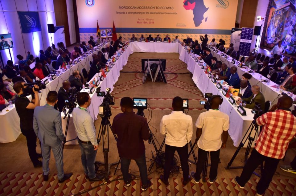Final Statement of the Accra Conference about Morocco's Accession to ECOWAS